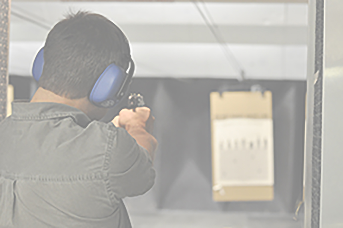 Gun Range Business Management Technology