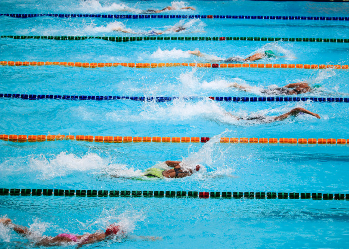Developing a Relationship with Swim Club Volunteers